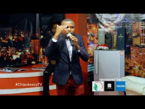 HUDDAH MUNROE TALKS ABOUT NAIROBI DIARIES, HER LIPSTICK BUSINESS ON CHIPUKEEZY TV