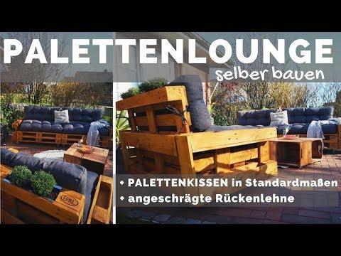 Paletten Lounge selber