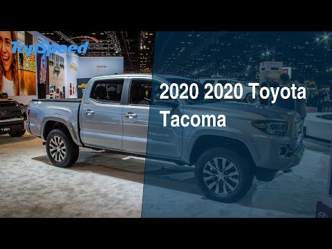 2020 Toyota Tacoma pick-up - Everything you need to know