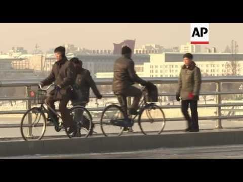 Cold weather, not North Korea, the concern for those coming to the 2018 Winter ...