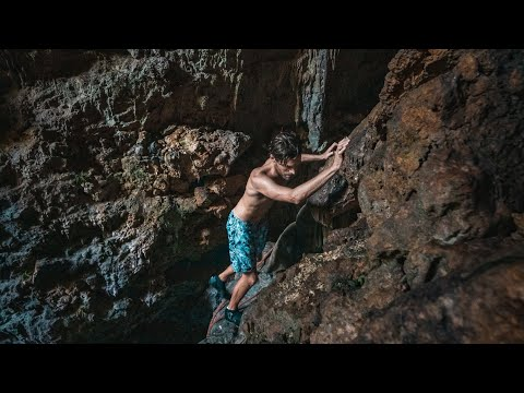 SCARIEST CAVE Of My Life! || Sailing The Remote Island of Niue
