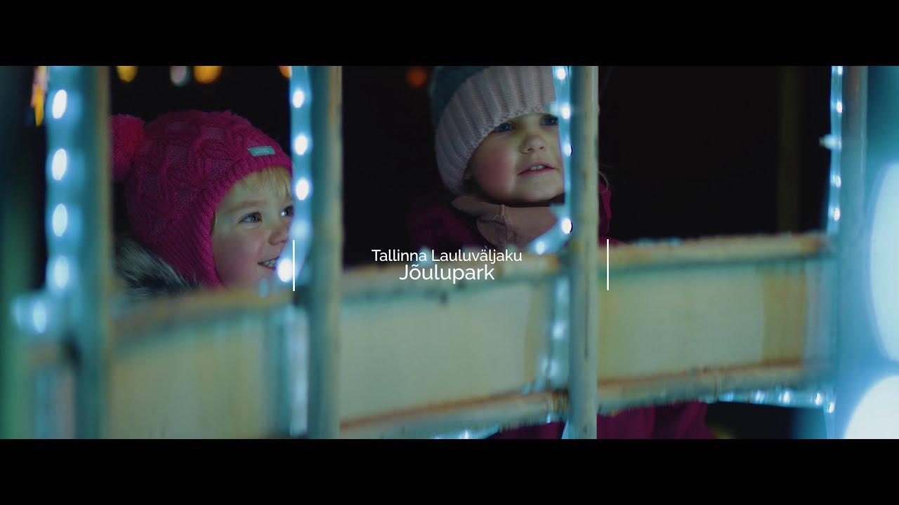 Tallinna Lauluväljaku jõulupark 2020/2021