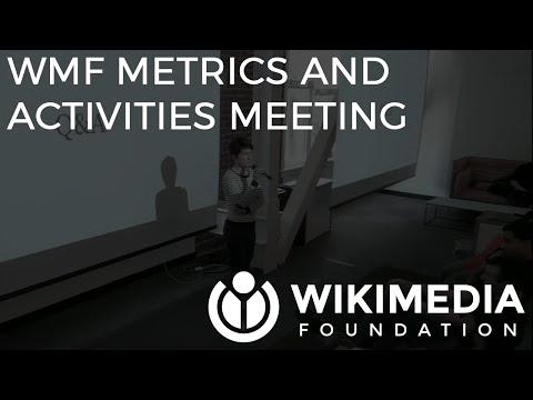 Wikimedia Foundation metrics and activities meeting - September 2015