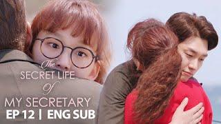 Kim Young Kwang Hugs Jin Ki Joo [The Secret Life of My Secretary Ep 12]