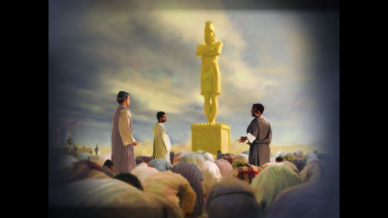 daniel chapter 3 the three hebrew boys u0026 the image of gold youtube