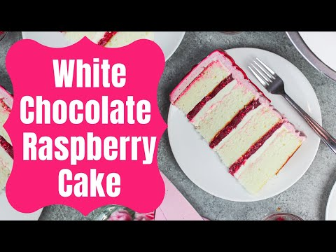 white-chocolate-raspberry-cake-|-chelsweets