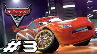 Cars 2 The Video-Game - Part 3 - Aye, Aye, Sarge (HD Gameplay Walkthrough)