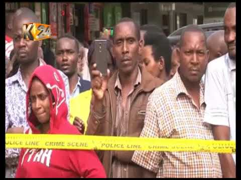 Police recover equipment used in the robbery of KCB, Thika