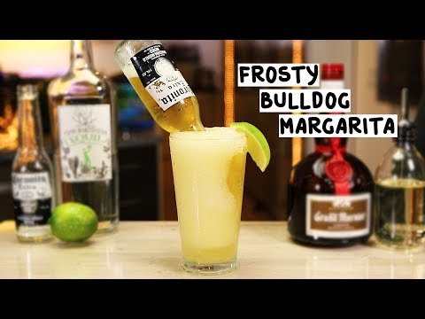 Frosty Bulldog Margarita