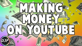 Making Money On YouTube | Fortnite Battle Royale Gameplay