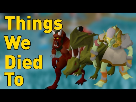 10 Things We Died To As Noobs In RuneScape