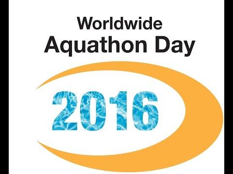 Worldwide Aquathon Day2016 (אקווה ג'ים (התעמלות במים לספורטאים