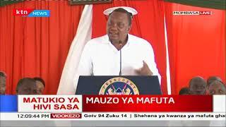 UHURU: kujipiga kifua na kuibia Wakenya tuachane nayo, mambo ni magumu raundi hii