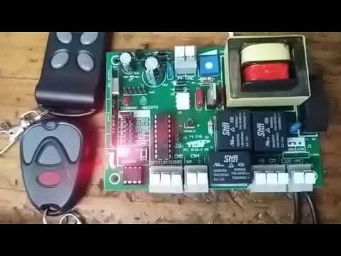 Programación Aprendizaje Control Remoto McGarcia Veloti