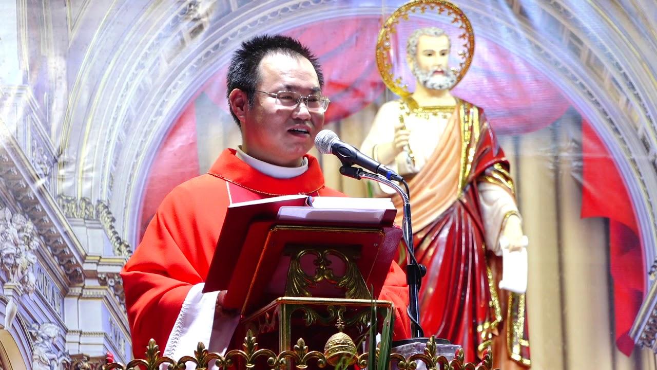 Bài Giảng Ngày Đại Lễ Kính Thánh Phêrô Tông Đồ: Cha Giuse Phạm Văn Quang