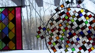 Shards of Stained Glass   Newest Version