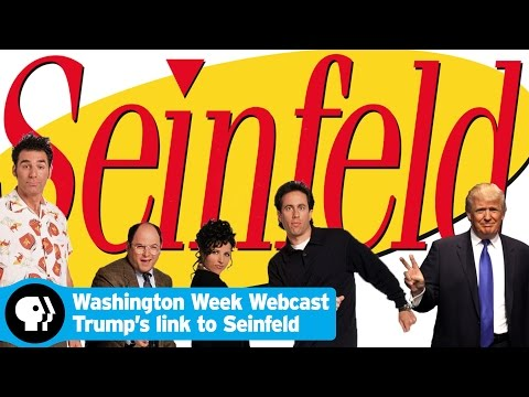 Trump's link to Seinfeld, Bill Clinton's role as