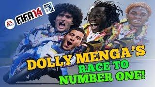 FIFA 14 - Dolly Menga