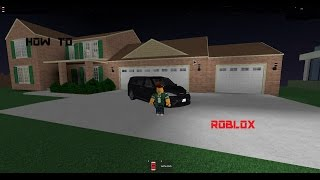 How to Drive Cars On Roblox (read description)