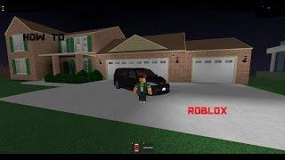 Wie man Autos auf Roblox fährt (Beschreibung lesen)
