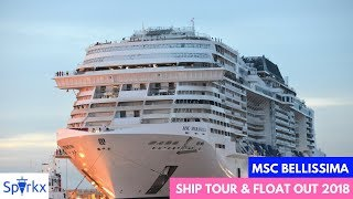 Come with me on a tour of some of the most exciting cruise ships cu...