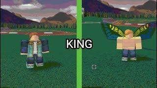 ROBLOX ANIME CROSS 2! HARLEY QUINN KING OF FAERIES