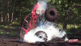 MOST EXTREME CRASHES- Mud Truck Win/Fail Compilation