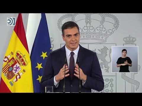 #Coronavirus: Sánchez asegura