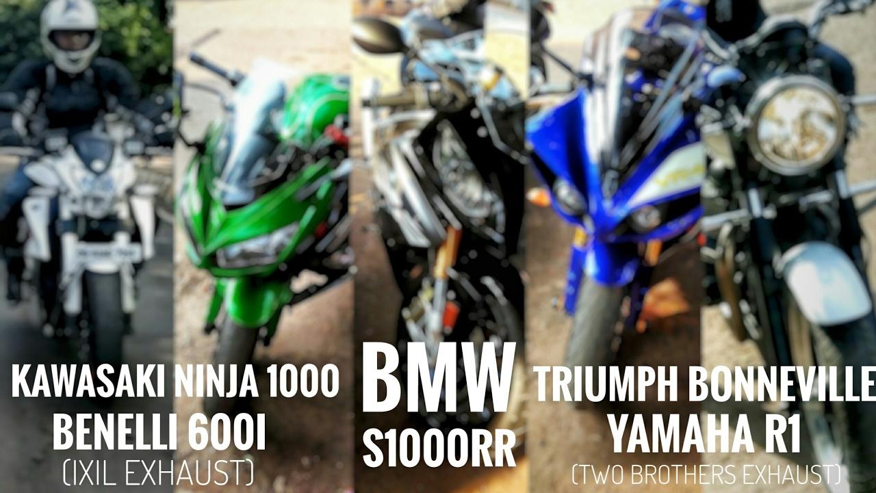 Bmw S1000rr Pro Yamaha R1 Kawasaki Ninja 1000 Benelli 600i