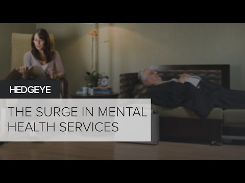 About Everything | The Surge in Mental Health Services
