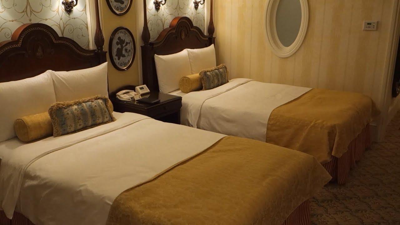 Tokyo Disneyland Hotel Room Tour - Standard Superior