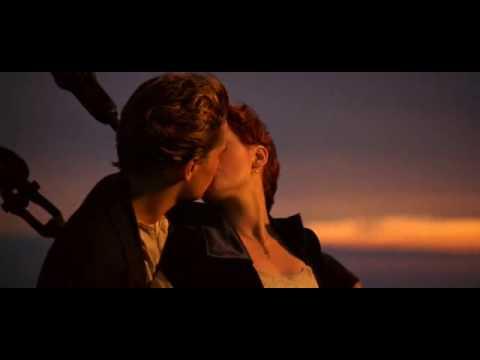 Поцелуй из фильма «Титаник»
