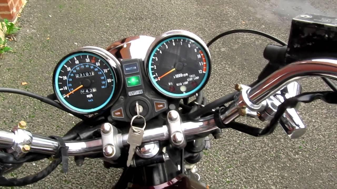 Kawasaki Kz 750 Ltd