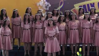 Bait-Lahim Teens Choir - Conductor Perchy Salaki (Pesta Seni Remaja Sinode GMIM 2018)