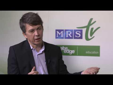 MRS Materials Theory Award Winner Gerbrand Ceder