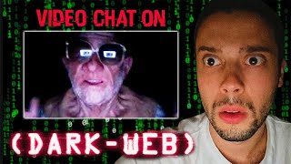 Asking Strangers On The Dark Web To Video Chat