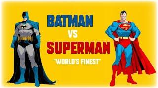 BATMAN v SUPERMAN | WORLD'S FINEST - Cancelled DC Movies