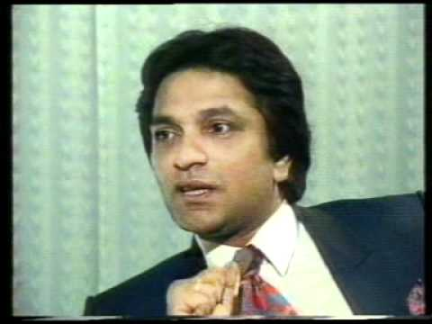 Moin Akhtar with