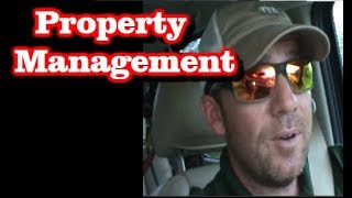 Property Management VLOG