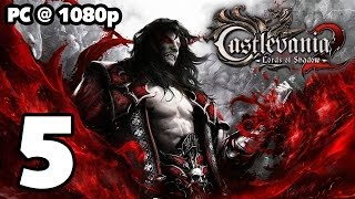 Castlevania: Lords of Shadow 2 Walkthrough PART 5 (PC) [1080p] No Commentary TRUE-HD QUALITY