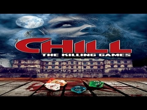 CHILL: THE KILLING GAMES - Some Games are DEADLY - Official Trailer