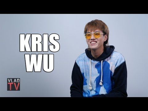 Kris Wu on Never Knowing His Father, Moving to Korea to Join Boy Band EXO (Part 1)