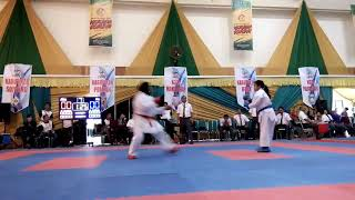 Juara 1 (-53) Gojukai Soppeng