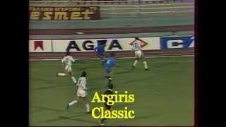 1986 GREECE - HUNGARY 2-1 ANASTOPOULOS