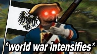 How Prussia Started a 18th Century World War - Empire Total War