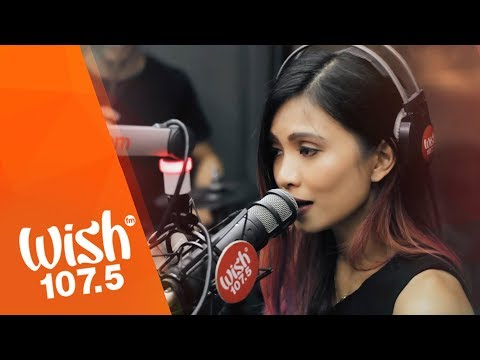 Moonstar88 performs Sulat  on Wish 1075 Bus