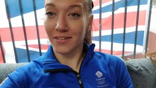 Day in the life in the Olympic village!