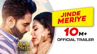 Gambar cover Jinde Meriye | Official Trailer | Parmish Verma | Sonam Bajwa | Pankaj Batra | Rel: 24 Jan 2020