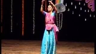 Nrityalankar Mrs Vrushali Shashank Dabke Mayurgat - rangvarsha 2009