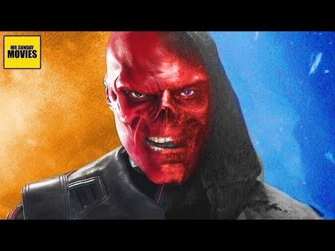 One Marvelous Scene -  Return Of The Red Skull